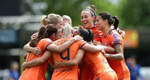 Barcelona och Lyon reach #UWCL final